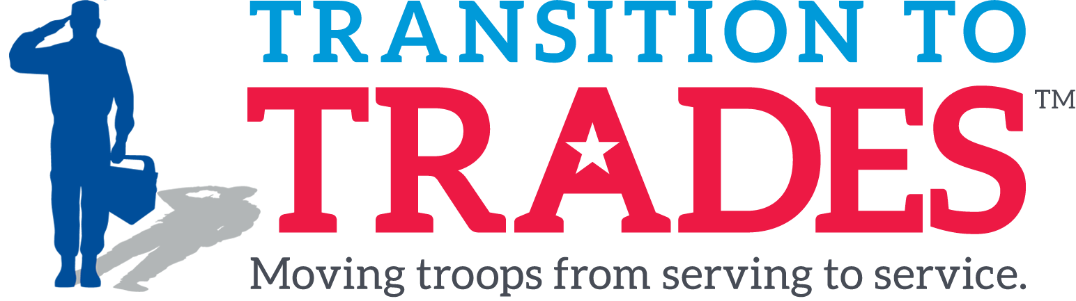 Transition to Trades | Moving troops from serving to service.
