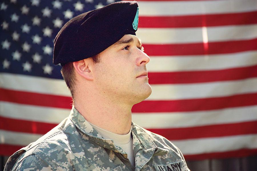 USA-Soldier